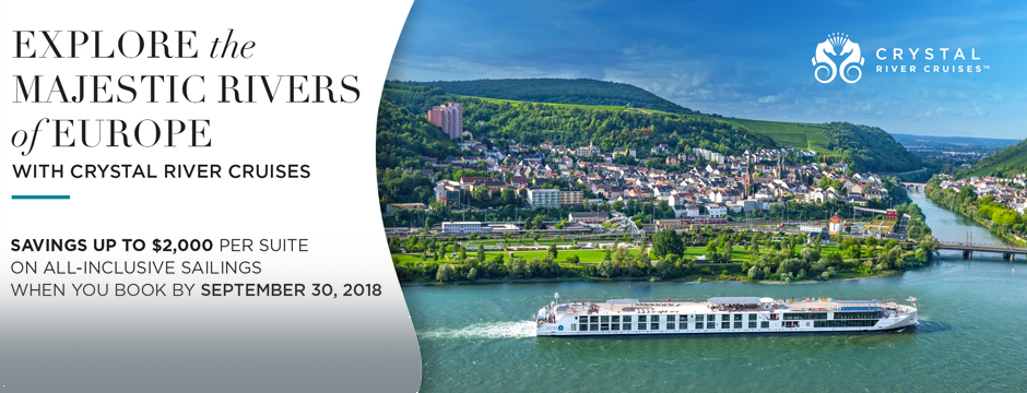 Majestic River Cruises of Europe