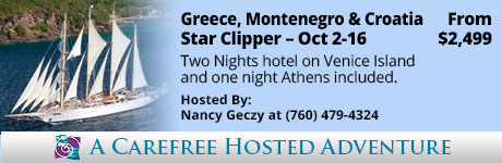 Hosted Adventure: Greece Montenegro And Croatia