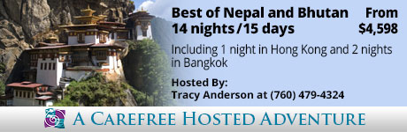 Hosted Adventure: Best of Nepal and Bhutan