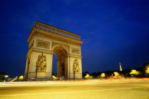 Roundtrip Paris