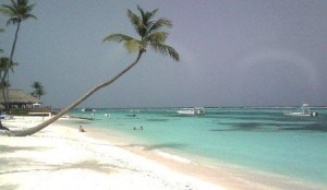 Punta Cana White Sand Beach at Club Med