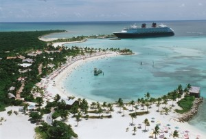 Disney's Castaway Cay in the Bahamas