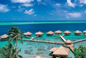 Huahine Polynesian Island