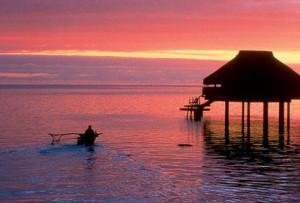 Moorea Polynesian Island