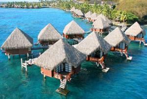 Tahiti island Polynesia