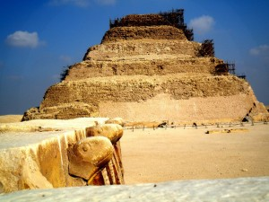 Egypt Step Pyramind of Imhotep