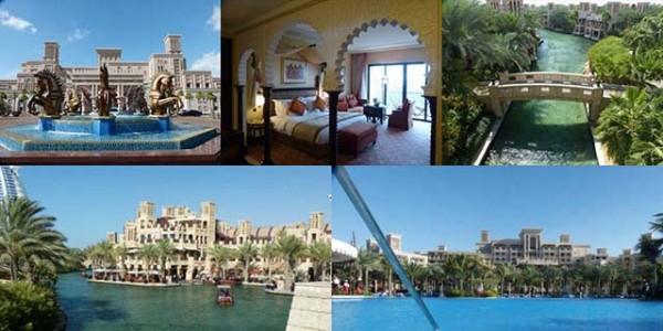 Madinat Jumeirah Al Qsar Hotel