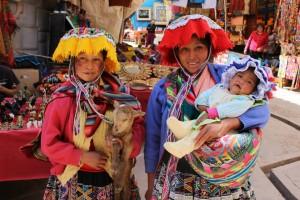 Local Peruvians