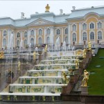 Peterhof and its fountains