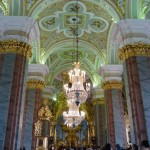 Peter and Paul Cathedral Interior