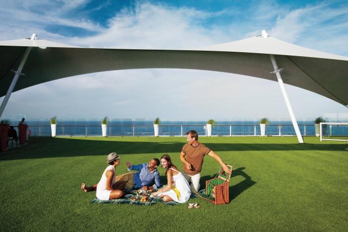 Lawn Club Picnic
