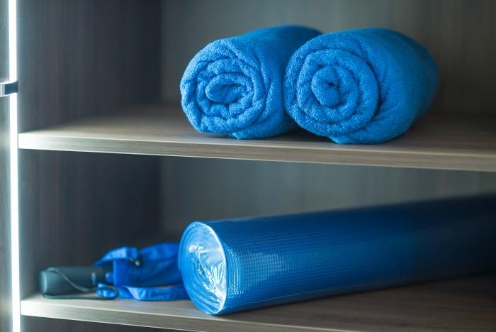 Zen Oasis - room Yoga mat