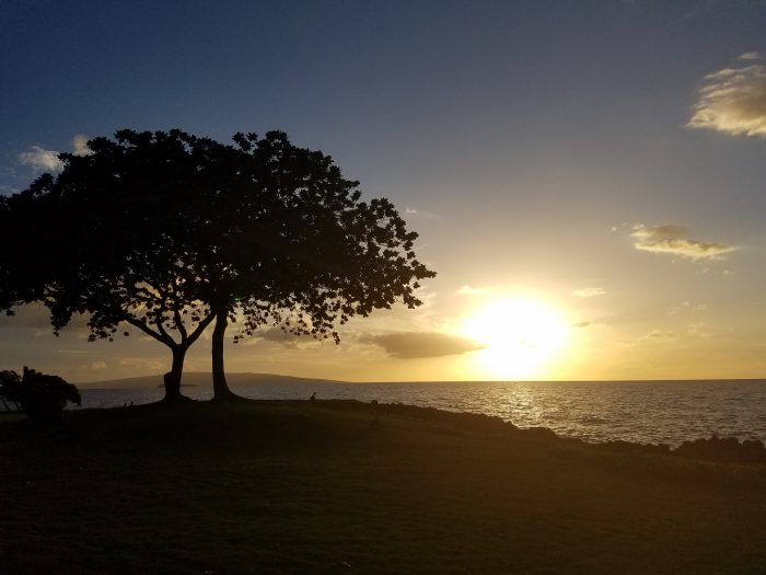 Sunset at Wailea Beach Marriott Resort & Spa on Maui